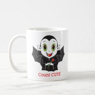 Count Cute® Coffee Mug