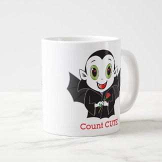 Count Cute® Giant Coffee Mug