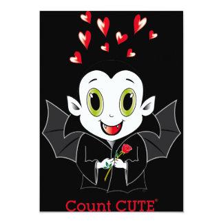 Count Cute® Invitation