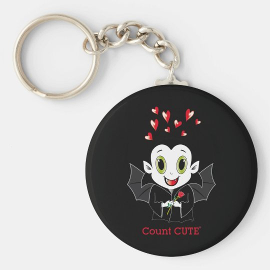 Count Cute® Keychain