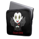 Count Cute® Laptop Computer Sleeve