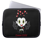 Count Cute® Laptop Sleeve