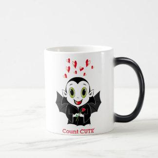 Count Cute® Morphing Mug