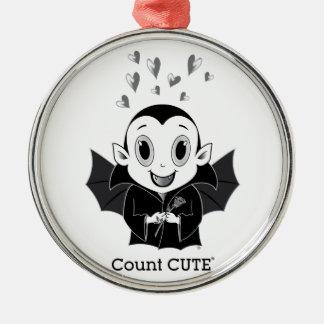 Count Cute® Ornament