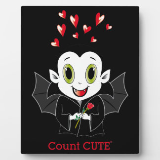 Count Cute® Photo Plaques