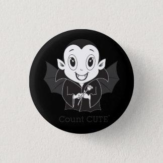 Count Cute® Pinback Button