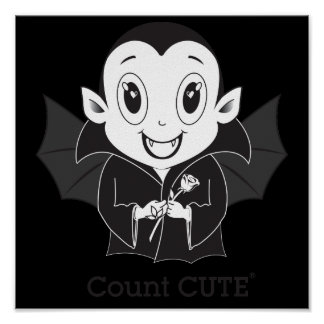 Count Cute® Posters