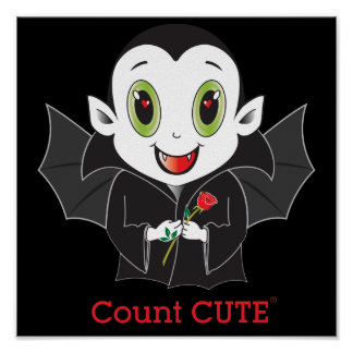 Count Cute® Poster