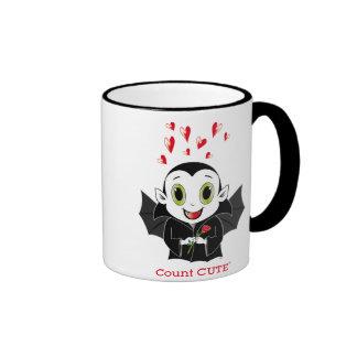 Count Cute® Ringer Mug