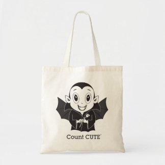 Count Cute® Tote Bag
