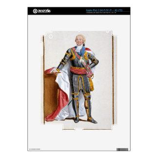 Count de Daun, General of Armies of the Holy Roman iPad 3 Decal