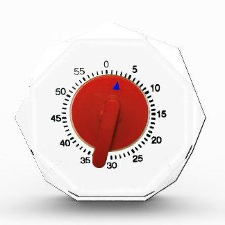 Count Down Clock Acrylic Award