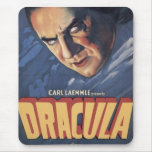 Count Dracula 1931 Mousepad
