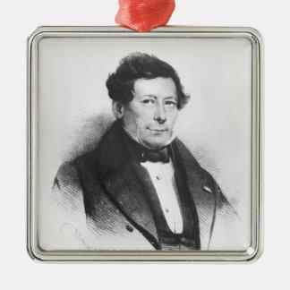 Count Felix de Merode  1837 Metal Ornament