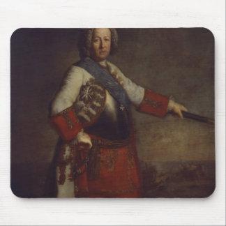 Count Friedrich Heinrich von Seckendorf, 1720 Mouse Pad