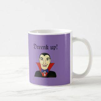 Count Ghoolie Coffee Mug