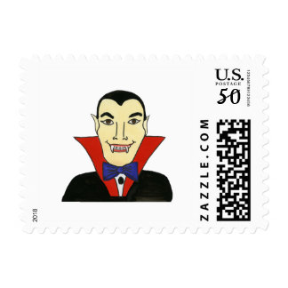Count Ghoolie Stamps