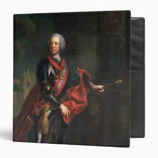 Count Leopold Joseph von Daun Binder
