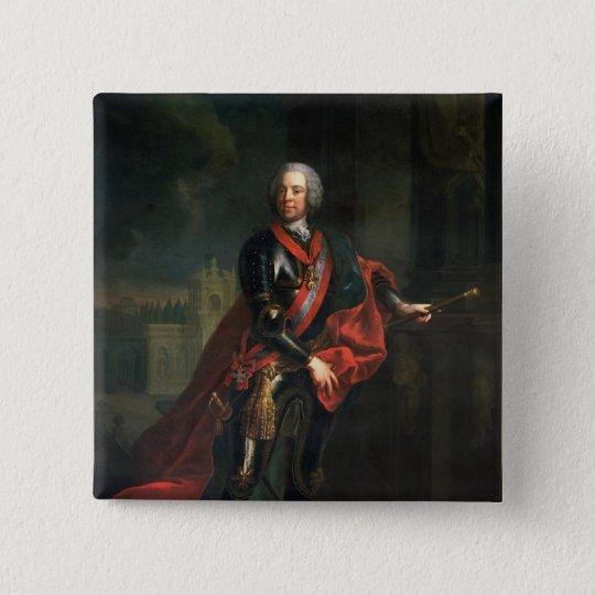 Count Leopold Joseph von Daun Button