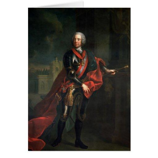 Count Leopold Joseph von Daun Cards