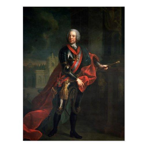 Count Leopold Joseph von Daun Postcards