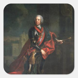 Count Leopold Joseph von Daun Sticker