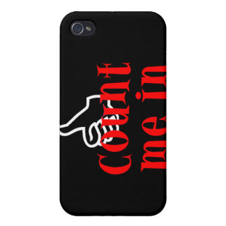 Count Me In Speck Case iPad