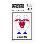 Count Me Stamp