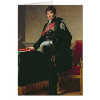 Count Michel Regnaud de Saint-Jean-d'Angely Card