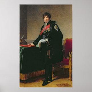 Count Michel Regnaud de Saint-Jean-d'Angely Poster