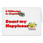 Count my Blessing Greeting Card