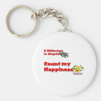 Count my Blessing Keychain