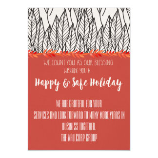 Count Our Blessings Card
