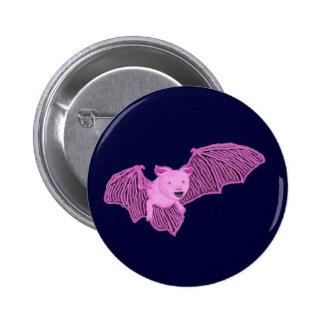 Count Pigula Bat Pinback Button