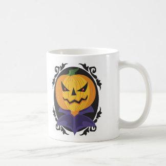 Count Pumpkin Coffee Mug