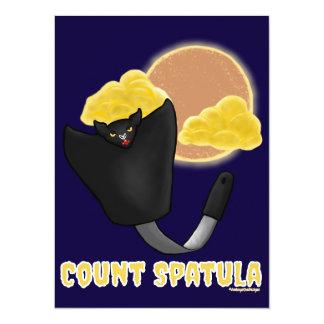 Count Spatula Card