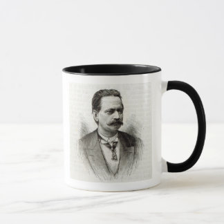 Count Taafe, from 'Leisure Hour', 1891 Mug