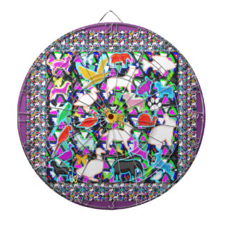 COUNT the birds animals butterfCli3y Dartboard
