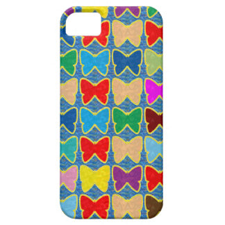 Count the BUTTERFLIES KIDS Template add text photo iPhone 5 Cases