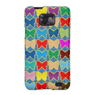 Count the BUTTERFLIES KIDS Template add text photo Galaxy SII Cases