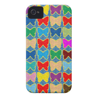 Count the BUTTERFLIES KIDS Template add text photo iPhone 4 Case