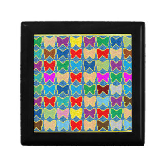 Count the BUTTERFLIES KIDS Template add text photo Jewelry Boxes