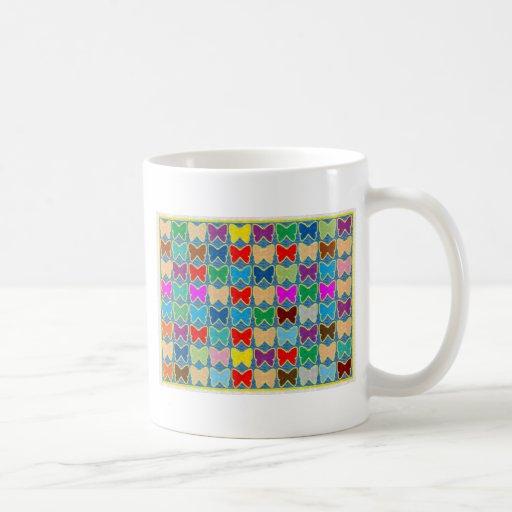 Count the BUTTERFLIES KIDS Template add text photo Coffee Mug