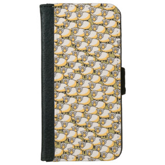 Count the Sheep Wallet Phone Case For iPhone 6/6s