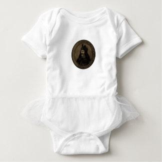 Count Vlad Dracula Baby Bodysuit