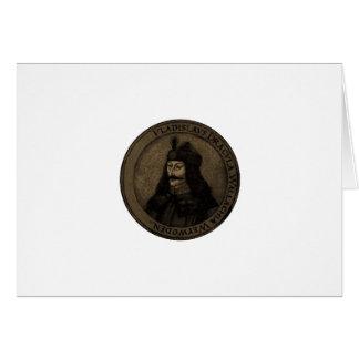 Count Vlad Dracula Card
