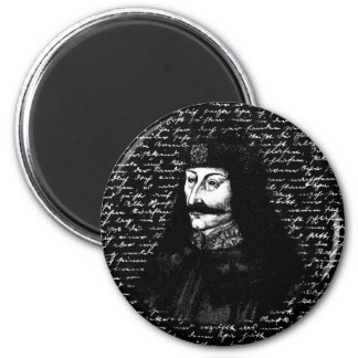 Count Vlad Dracula Magnet