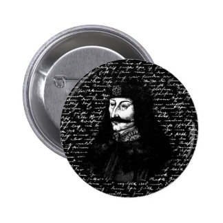 Count Vlad Dracula Pinback Button