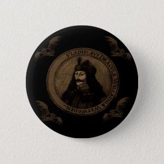Count Vlad Dracula Pinback Button
