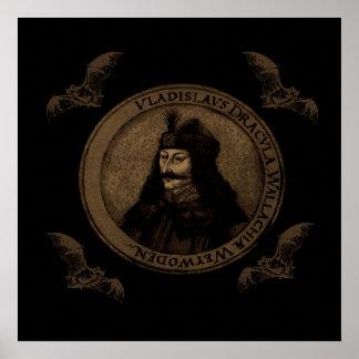 Count Vlad Dracula Poster